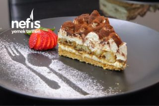 Tiramisu Cheese Cake Tarifi