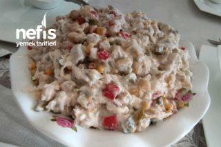 Annemin Gün Salatası (Yiyen Tarif İstiyor) Tarifi