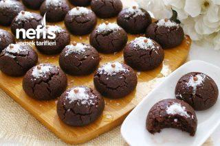 Brownie Kurabiye (Tam Ölçülü) Tarifi