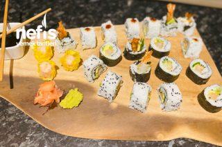 California Sushi Tarifi