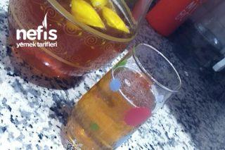 Limonlu İce Tea Tarifi