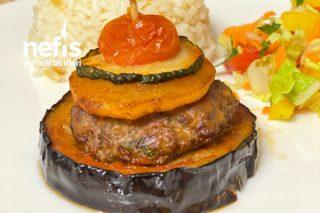 Sebzeli Kürdan Kebabı Tarifi