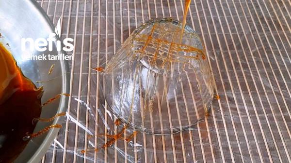 Karamel Kafesinde Krem Karamel Tarifi