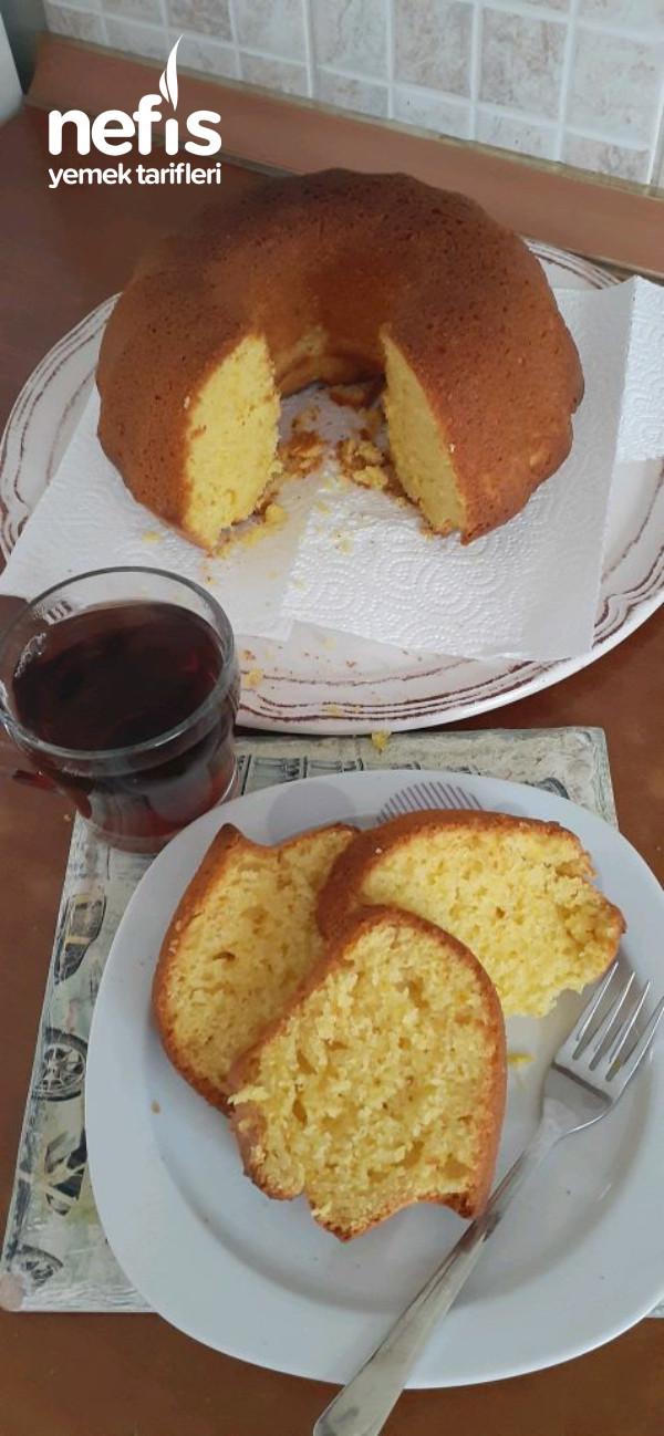 Mis Kokusuyla Limonu Kek