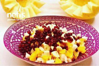 Bol Vitaminli Meyve Salatası Tarifi