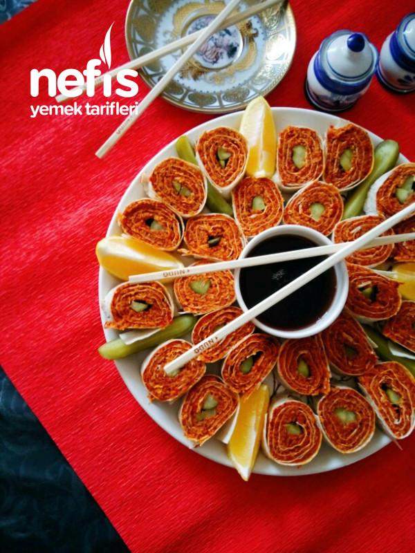 Çiğköfte Sushi