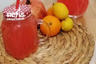 Limonata (C Vitamini Deposu) Tarifi