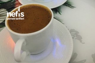 Alevli Kahve Sunumu Tarifi