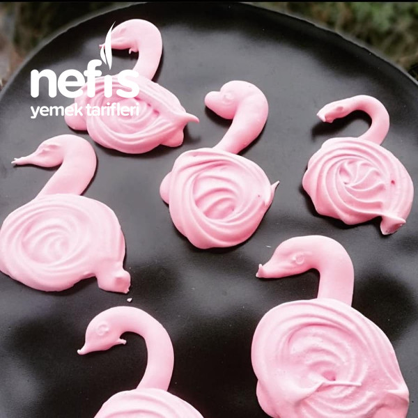 Flamingo Beze Yapimi