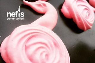 Flamingo Beze Yapımı Tarifi