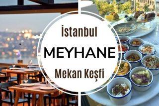 İstanbul'un En Ünlü 11 Meyhanesi Tarifi