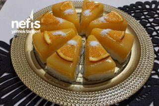 Portakal ve Muhallebi nin Muhteşem Uyumu Tarifi