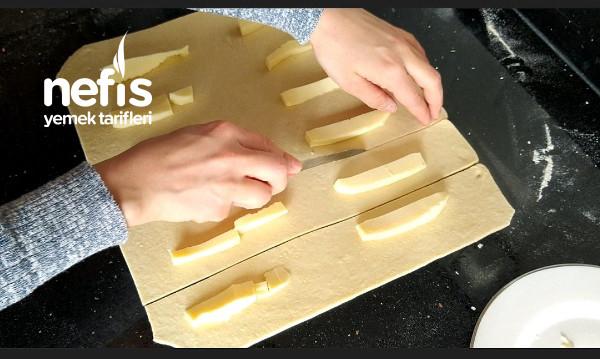Sadece 1 Bardak Sütle Mayasiz Yağ Çekmeyen Pratik Kahvaltılık  (Videolu)