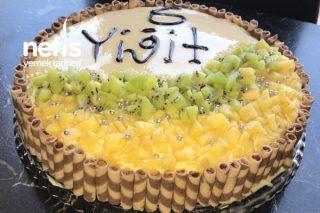 Yiğit İçin Hazırladığım Doğum Günü Pastası Tarifi