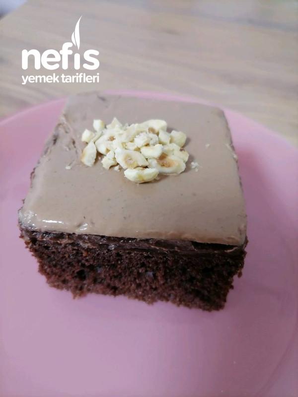 Çikolatalı Borcam Pastası