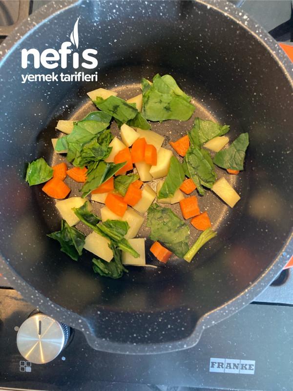 Ek Gıda Sebze Çorbası Kışlık +6 Ay