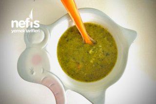 Ek Gıda Sebze Çorbası Kışlık (+6 Ay) Tarifi