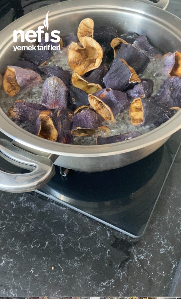 Kuru Patlıcan Dolması