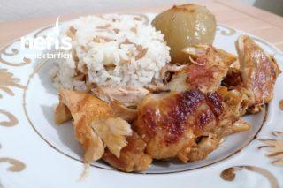 Lokum Kıvamında Tavuk Tandır Tarifi