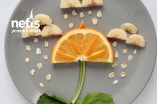 Müthiş Meyve Tabağı Tarifi