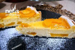 Müthiş Tadıyla Şeftalili Alman Cheesecake Tarifi