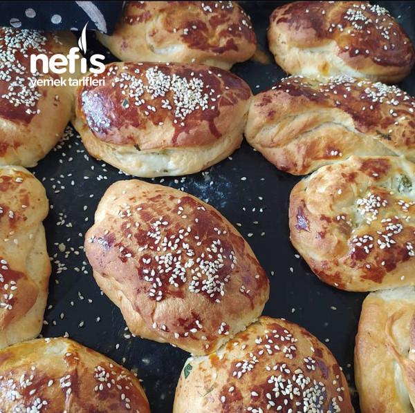 Pastane Poğaçası(Garanti Tarif)