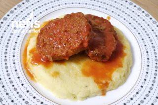 Rosto Köfte (Patates Püresi Eşliğinde) Tarifi