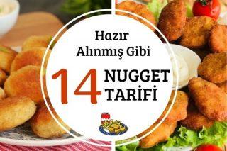 14 Çıtır Nugget Tarifi: Hazırını Aratmaz!