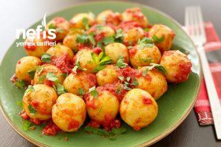 Patatesli Bulgur Köfte Tarifi