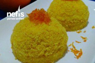 Portakallı Köstebek Pasta Tarifi