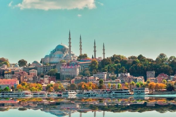 10 Durakta İstanbul'da Gezilecek Yerler Listesi Tarifi
