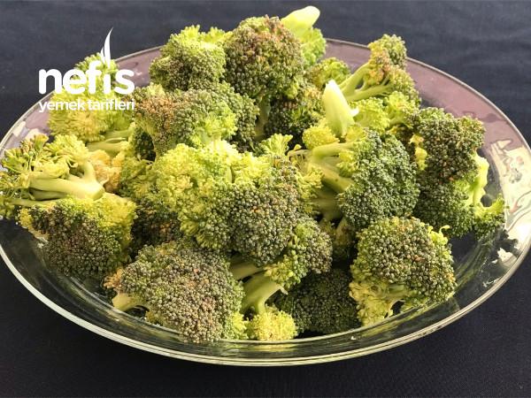 Beşamel Msoslu Brokoli