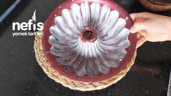 Kabardıkça Kabaran Kek Tarifi /mozaik Kek/iki Renkli Kek [ Videolu ]