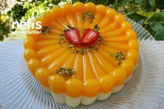 Portakallı Muhallebi (Videolu) Tarifi