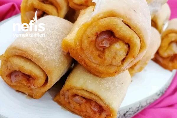 Soğanlı Manti (Soğanlı Börek) Göçmenlerin Tadına Doyulamayan Böreğidir