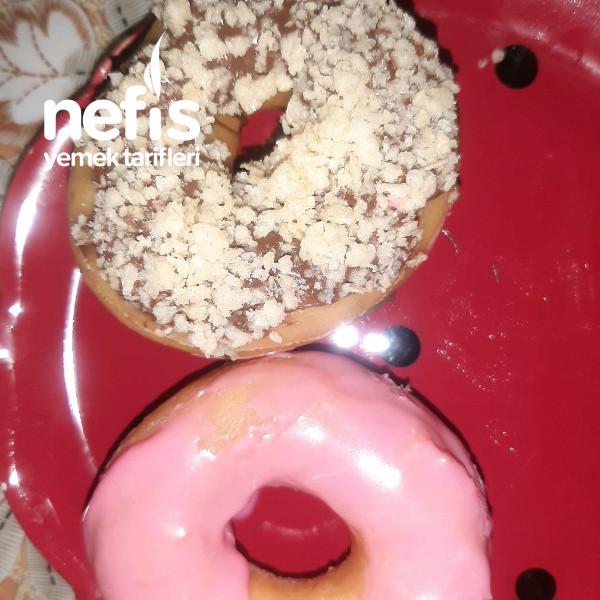 Çocuklar İçin Mini Donut