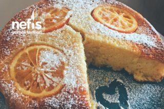 Dilim Portakallı Kek Tarifi