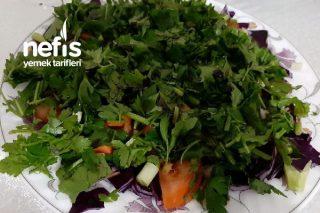 Emine'nin Kış Salatası Tarifi