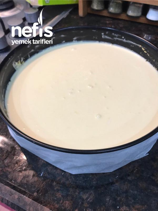 Limonlu Cheesecake  Tüm Detayları İle