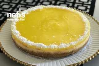 Limonlu Cheesecake  (Tüm Detayları İle) Tarifi