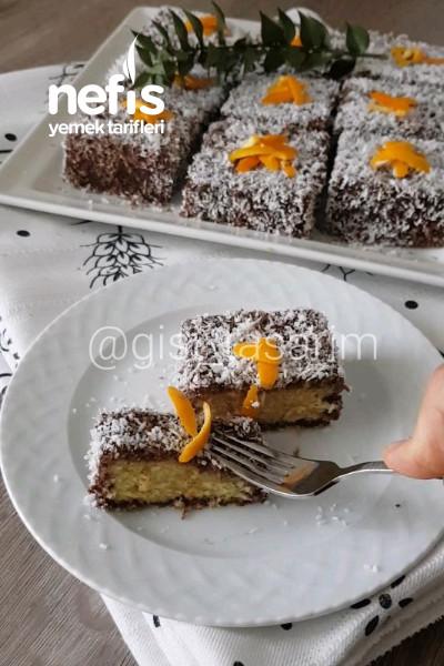 Portakallı Ingiliz Keki