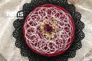 14 Şubat Cheesecake (Pişirmeden) Tarifi