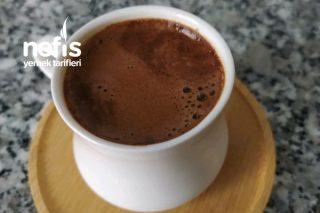 4 Kişilik Türk Kahvesi Tarifi