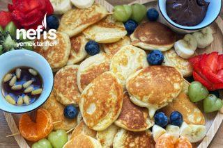 Mini Pancake Tarifi
