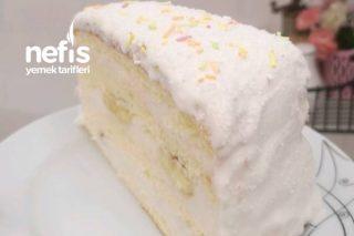 Pasta Özlemine Son Glutensiz Yaş Pasta Tarifi