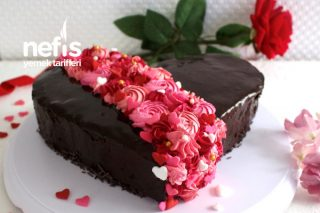 Sevgililer Günü Pastası Tarifi