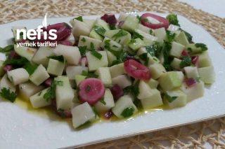 Alabaş Salatası Tarifi