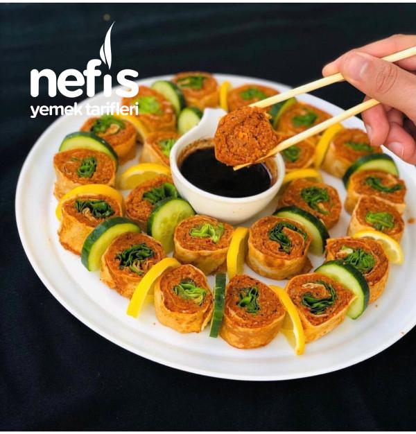 Çiğ Köfte Sushi