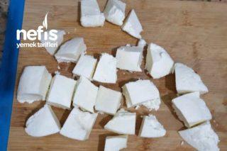 Ev Yapımı Pastörize Sütten (Peynir Yapımı) Tarifi