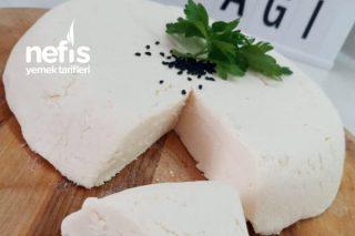 Lokum Gibi Ev Peyniri (Katkısız) Tarifi